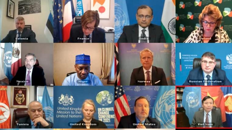 Hội đồng Bảo an thảo luận về thách thức an ninh tại khu vực Các Hồ Lớn châu Phi