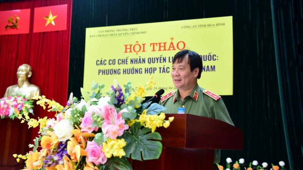 Việt Nam chủ động hợp tác với các cơ quan, cơ chế nhân quyền Liên hợp quốc