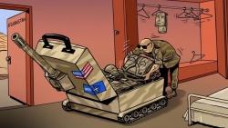 Mỹ rút quân khỏi Afghanistan: Khoảng trống địa chiến lược