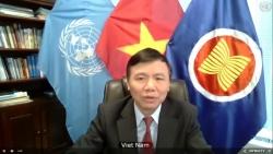 Việt Nam kêu gọi cộng đồng quốc tế hỗ trợ Myanmar thực hiện 'Đồng thuận 5 điểm'
