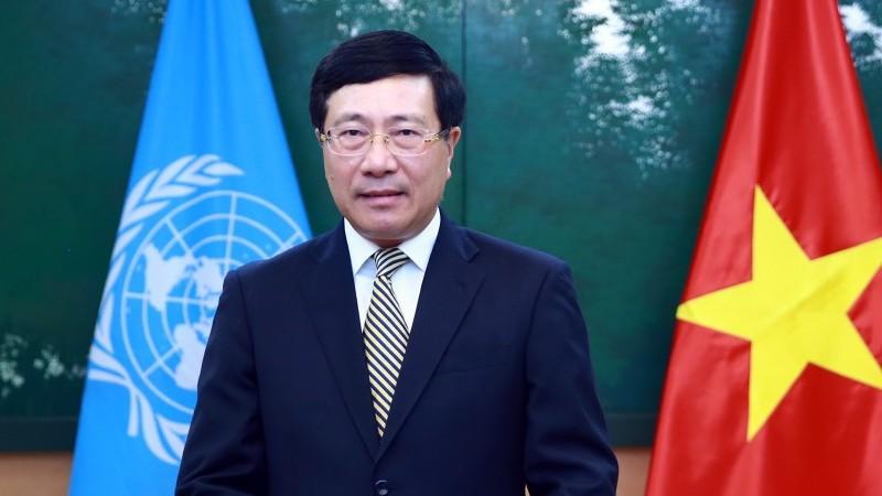 Toàn văn Thông điệp của Phó Thủ tướng Phạm Bình Minh tại Khóa họp lần thứ 77 UNESCAP