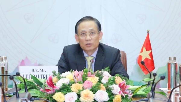 Tiếp tục tăng cường quan hệ Đối tác chiến lược Việt Nam-Singapore