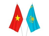 Điện mừng Chủ tịch Thượng viện, Quốc hội Cộng hòa Kazakhstan
