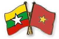 Thư mừng nhân dịp kỷ niệm 45 năm thiết lập quan hệ ngoại giao Việt Nam-Myanmar