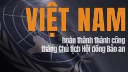 Tháng Tư tại Hội đồng Bảo an Liên hợp quốc của Việt Nam