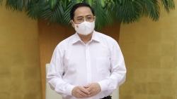 Thủ tướng Phạm Minh Chính chủ trì phiên họp Chính phủ thường kỳ tháng 4/2021