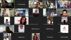 Hội thảo trực tuyến 'Công cuộc Đổi mới của Việt Nam - bài học kinh nghiệm đối với Venezuela'