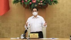 Dịch Covid-19: Thủ tướng Phạm Minh Chính chỉ đạo không để lặp lại tình trạng 'một người lơ là, cả xã hội vất vả'
