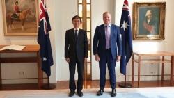 Chủ tịch Hạ viện Australia mong muốn đẩy mạnh hợp tác toàn diện với Việt Nam