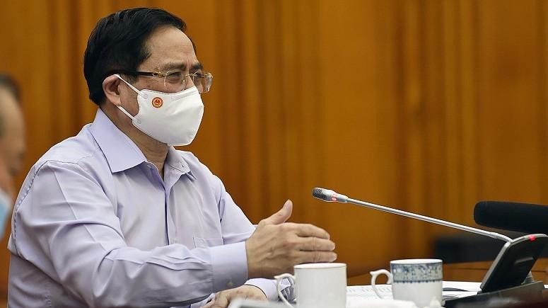 Kết luận của Thủ tướng Phạm Minh Chính về công tác phòng, chống dịch Covid-19