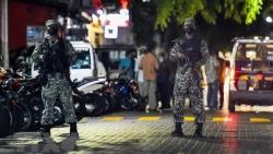 Điện thăm hỏi về vụ đánh bom tại Thủ đô Male, Maldives
