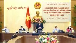 Hội nghị trực tuyến toàn quốc triển khai công tác bầu cử đại biểu Quốc hội khóa XV và đại biểu Hội đồng Nhân dân các cấp