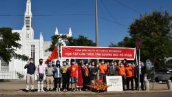 Kỷ niệm 131 năm ngày sinh Chủ tịch Hồ Chí Minh tại Mozambique