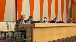 Hội đồng Bảo an thảo luận về ứng cử viên Tổng Thư ký LHQ nhiệm kỳ 2022-2026