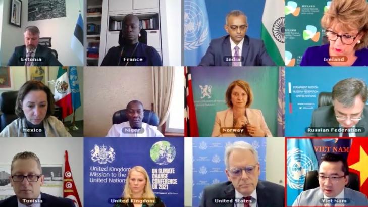 Hội đồng Bảo an thảo luận về bảo vệ dân thường trong xung đột vũ trang