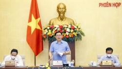 Ủy ban Thường vụ Quốc hội khai mạc Phiên họp thứ 56: Cho ý kiến về báo cáo sơ bộ kết quả bầu cử