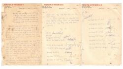 Chuyện kể về câu nói 'dĩ bất biến ứng vạn biến' của Chủ tịch Hồ Chí Minh ngày 31/5/1946