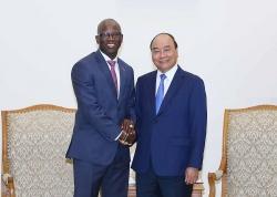 Thủ tướng Nguyễn Xuân Phúc tiếp Giám đốc quốc gia Ngân hàng Thế giới tại Việt Nam