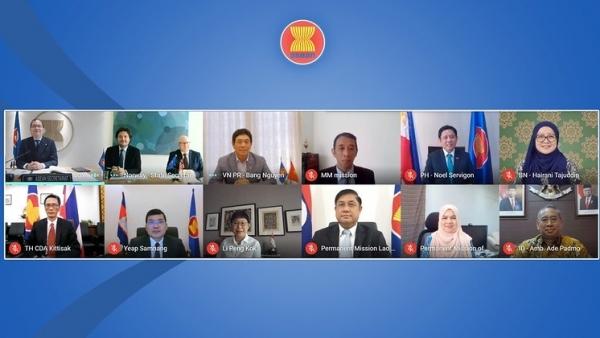 Việt Nam tham dự cuộc họp lần thứ 6 Ủy ban Hợp tác chung theo lĩnh vực ASEAN-Na Uy