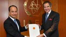 Việt Nam mong muốn IAEA tiếp tục hỗ trợ trong quá trình ứng phó dịch Covid-19
