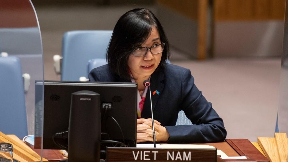 Việt Nam chia sẻ những quan ngại của các nước thành viên HĐBA về vấn đề tàu Safer