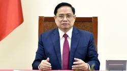 Thủ tướng Phạm Minh Chính điện đàm với Thủ tướng Trung Quốc Lý Khắc Cường