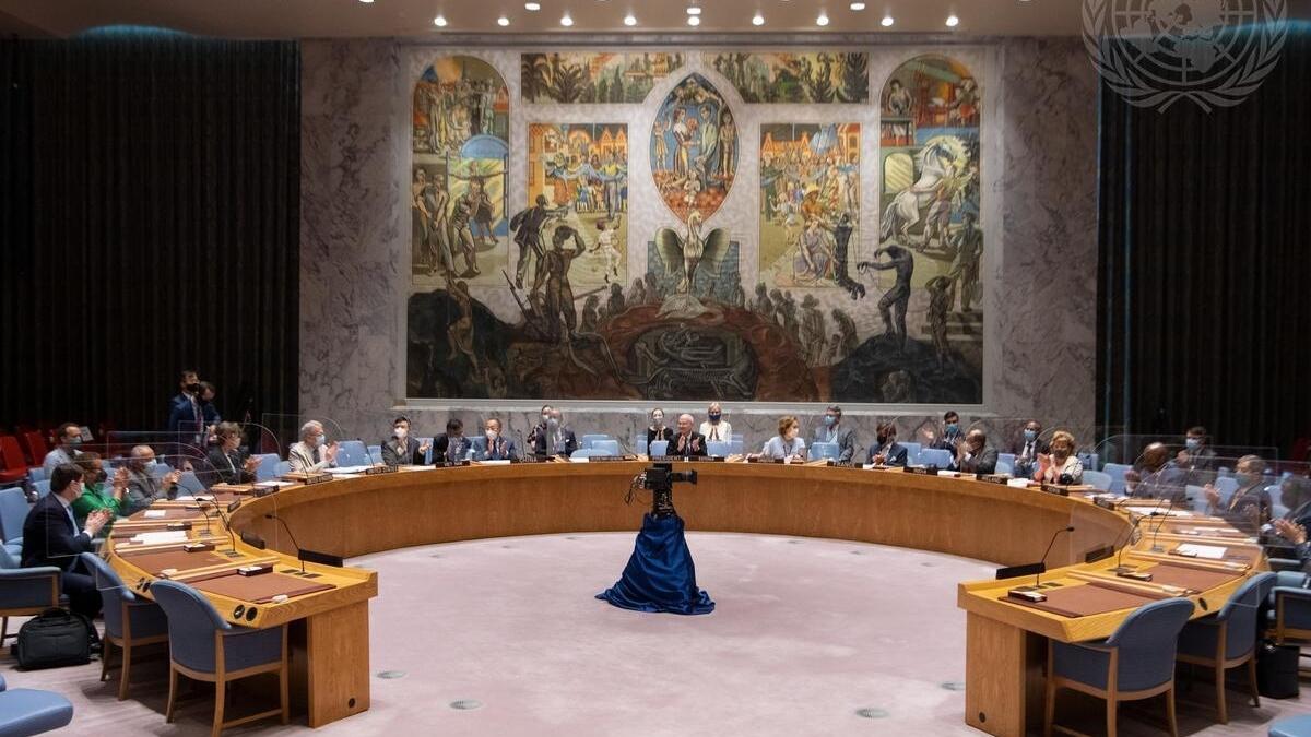 Hội đồng Bảo an thông qua Nghị quyết giới thiệu bổ nhiệm Tổng Thư ký LHQ nhiệm kỳ 2022-2026