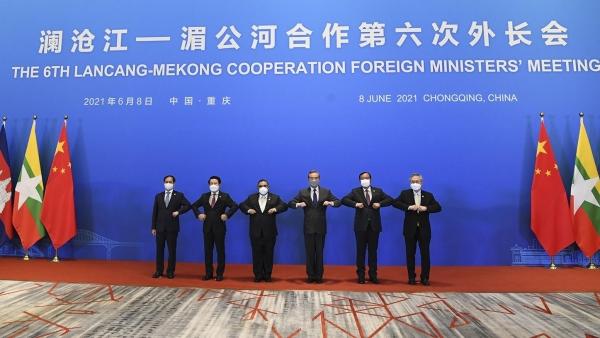 Các nước đánh giá cao đóng góp tích cực, hiệu quả của Việt Nam tại Hội nghị Bộ trưởng Ngoại giao ASEAN-Trung Quốc và Mekong-Lan Thương