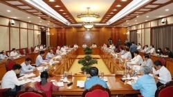 Kết luận của Bộ Chính trị về một số nhiệm vụ trọng tâm tăng cường công tác phòng, chống dịch Covid-19 và phát triển kinh tế-xã hội
