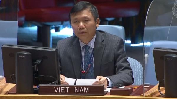 Việt Nam khẳng định ủng hộ, tiếp tục đóng góp vào hoạt động của Phái bộ Gìn giữ hòa bình LHQ tại Nam Sudan