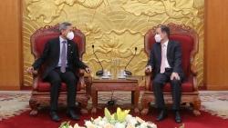 Thúc đẩy quan hệ hợp tác tốt đẹp giữa hai đảng cầm quyền và quan hệ đối tác chiến lược Việt Nam-Singapore
