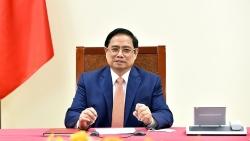 Thủ tướng Phạm Minh Chính điện đàm với Thủ tướng Angela Merkel: Việt Nam luôn coi trọng quan hệ Đối tác chiến lược với Đức