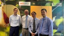 Đại sứ Việt Nam tại Hà Lan thăm và làm việc tại Công ty Nedspice Holding BV