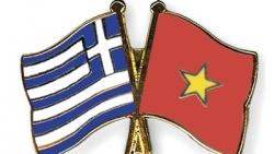 Điện mừng Đại hội Đảng Cộng sản Hy Lạp