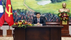 Tổng Bí thư, Chủ tịch nước Lào Thongloun Sisoulith sẽ thăm hữu nghị chính thức Việt Nam