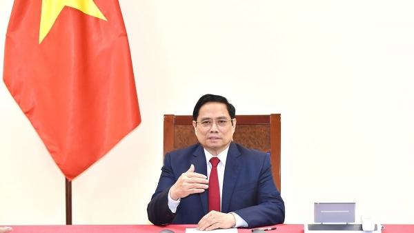 Thủ tướng đề nghị WHO hỗ trợ và ưu tiên để Việt Nam sớm nhận được các lô vaccine tiếp theo