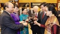 Đại sứ Nguyễn Bá Hùng: Chuyến thăm phát huy 'di sản thừa kế' của hai dân tộc Việt-Lào