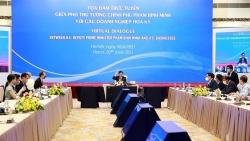 Phó Thủ tướng Phạm Bình Minh chủ trì Tọa đàm trực tuyến với cộng đồng doanh nghiệp Hoa Kỳ