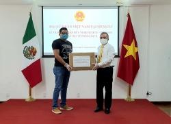 Thống đốc bang Guerrero của Mexico cảm ơn Việt Nam hỗ trợ thiết bị y tế phòng dịch Covid-19