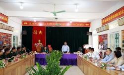Phó Thủ tướng Phạm Bình Minh làm việc tại Lai Châu