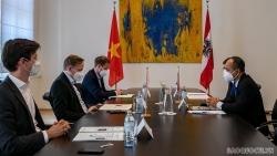 Việt Nam mong muốn tiếp nhận các công nghệ hàng đầu của Áo