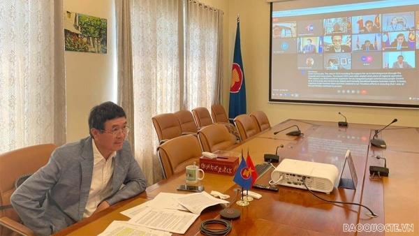 Diễn đàn Kết nối ASEAN lần thứ 12: Thúc đẩy phục hồi và khả năng phục hồi thông qua kết nối