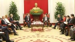 Thúc đẩy hơn nữa quan hệ Đối tác Chiến lược Việt Nam-Australia phát triển sâu rộng, hiệu quả, thực chất