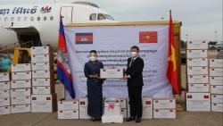 Thủ tướng Phạm Minh Chính gửi thư cảm ơn Thủ tướng Campuchia về sự hỗ trợ TP. Hồ Chí Minh ứng phó dịch Covid-19