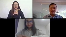 Sinh viên Việt Nam tại Singapore tổ chức hội thảo việc làm trực tuyến: Hậu Covid vẫn có việc