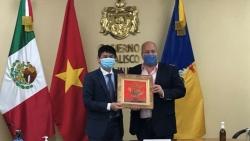 Tăng cường quan hệ giữa Việt Nam với bang Jalisco, Mexico