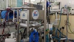 JICA hỗ trợ Bệnh viện Chợ Rẫy trang thiết bị y tế để điều trị bệnh nhân Covid-19
