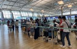 Ngày 27/8, hơn 250 công dân Việt Nam từ Hàn Quốc về nước an toàn
