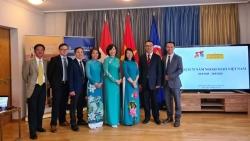 Đại sứ quán Việt Nam tại Thụy Sỹ kỷ niệm 75 năm thành lập ngành Ngoại giao