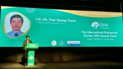 Đại sứ quán Việt Nam tại Thổ Nhĩ Kỳ tham dự Hội thảo quốc tế về Du lịch sinh thái